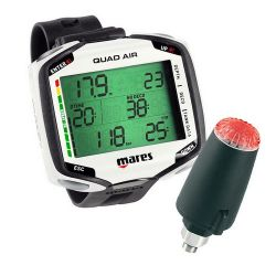 ordinateur QUAD AIR MARES + SONDE
