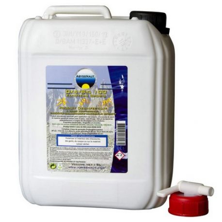 desinfectant OKSYBIO 100 ECOSTERIX ABYSSNAUT
