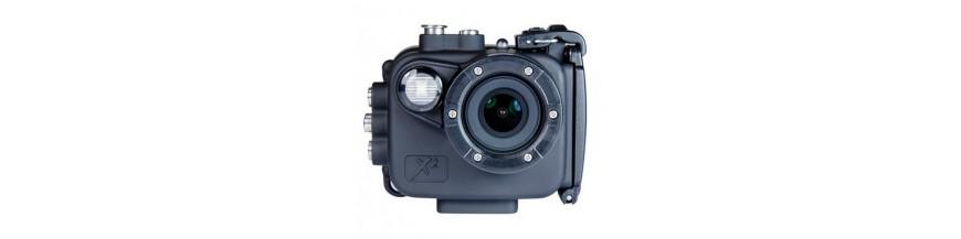 Appareil photo de plongée avec ou sans caméra video sous marine