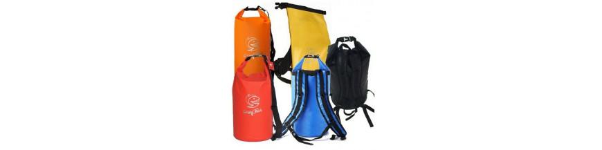 sacs etanches de plongee